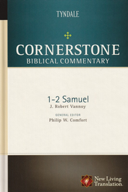 Cornerstone Biblical Comm: Volume 4a-1 & 2 Samuel  -     By: J. Robert Vannoy