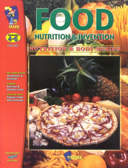 Food: Nutrition & Invention Gr. 4-6 - PDF Download  [Download] -