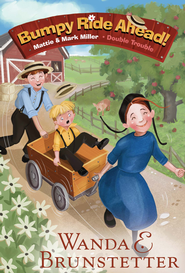 Bumpy Ride Ahead! - eBook  -     By: Wanda E. Brunstetter