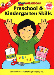 Preschool and Kindergarten Skills   -     By: Homeschool