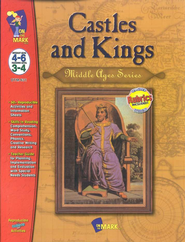Castles & Kings Gr. 4-6 - PDF Download  [Download] -
