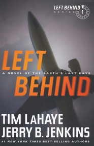 Left Behind, Left Behind Series #1 (rpkgd)   -     By: Tim LaHaye, Jerry B. Jenkins