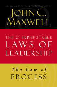 Law 3: The Law of Process - eBook  -     By: John Maxwell