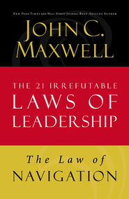 Law 4: The Law of Navigation - eBook  -     By: John Maxwell