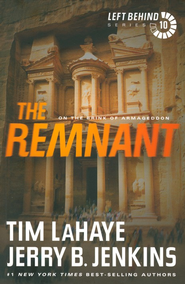 The Remnant, Left Behind Series #10 (rpkgd)   -     By: Tim LaHaye, Jerry B. Jenkins