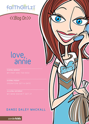 Love, Annie - eBook  -     By: Dandi Daley Mackall