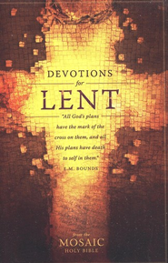 Devotions for Lent  -