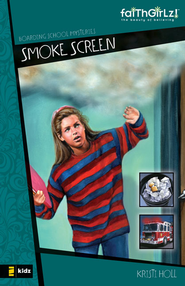 Smoke Screen - eBook  -     By: Kristi Holl