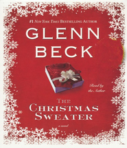 The Christmas Sweater Audiobook on CD  -     By: Glenn Beck