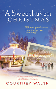 A Sweethaven Christmas - eBook  -     By: Courtney Walsh