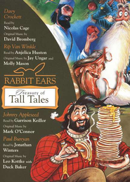 Rabbit Ears Treasury of American Tall Tales  -     By: Rabbit Ears