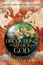 Discovering the Mission of God Supplement - eBook  -     By: Mike Barnett, Robin Martin
