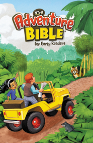 Adventure Bible for Early Readers, NIrV / Revised - eBook  -     By: Lawrence O. Richards