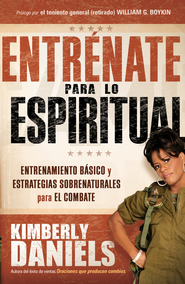 Entrenate para lo espiritual - eBook  -     By: Kimberly Daniels