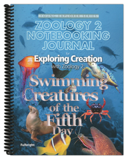 Zoology 2 Notebooking Journal   -     By: Jeannie K. Fulbright