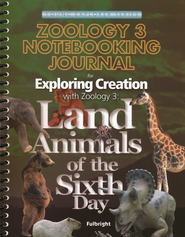 Zoology 3 Notebooking Journal   -     By: Jeannie K. Fulbright