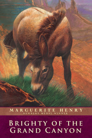 Brighty - eBook  -     By: Marguerite Henry