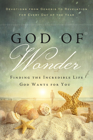 God of Wonder: Open Your Eyes to His Glorious Works - eBook  -