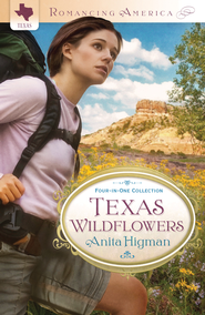 Texas Wildflowers: Four-in-One Collection - eBook  -     By: Anita Higman