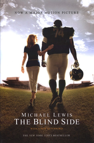 The Blind Side: Evolution of a Game (Movie Tie-In Edition), paperback  -     By: Michael Lewis