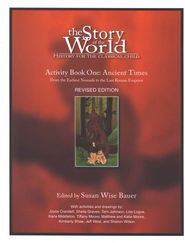 The Ancient Times Activity Book, Softcover, Revised  - Slightly Imperfect  -