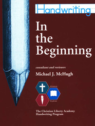 In the Beginning--Grade K   -