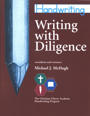 Writing with Diligence--Grade 1   -