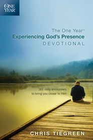 The One Year Experiencing God's Presence Devotional: 365 Daily Encounters to Bring You Closer to Him  -     By: Chris Tiegreen