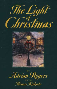 The Light of Christmas, Pack of 25 Tracts   -     By: Adrian Rogers