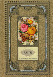 NLT, Vintage Gift Collection: Faith Devotional New Testament Proverbs: Faith  -