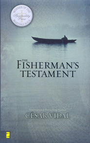 The Fisherman's Testament - eBook  -     By: Cesar Vidal