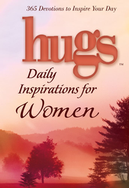 Hugs Daily Inspirations for Women: 365 Devotions to Inspire Your Day - eBook  -