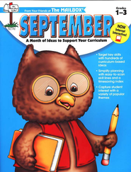 September Monthly Idea Book Gr. 1-3   -