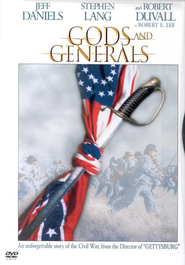 Gods and Generals, DVD   -
