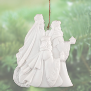 Wisemen Ornament   -     By: Barb McDonald
