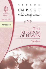 Nelson Impact Study Guide: Matthew - eBook  -