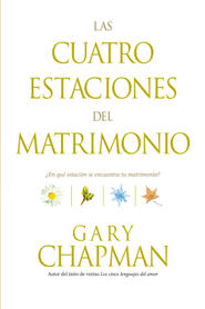 Las cuatro estaciones del matrimonio - eBook  -     By: Gary Chapman