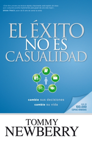 El exito no es casualidad - eBook  -     By: Tommy Newberry