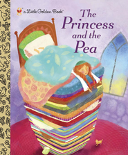 The Princess and the Pea - eBook  -     By: Golden Books     Illustrated By: Jana Christy