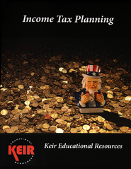 Income Tax Planning Textbook - eBook  -     By: John Keir, James Tissot