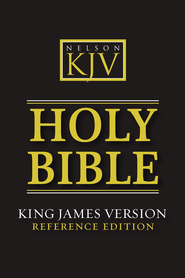 King James Reference Bible - eBook  -