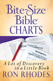Bite-Size Bible Charts: A Lot of Discovery in a Little Book - eBook  -     By: Ron Rhodes