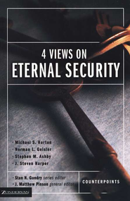Four Views on Eternal Security - eBook  -     By: J. Matthew Pinson, ed.