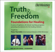 Truth and Freedom DVD set  -              By: Peter Horrobin