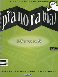 Pianorama! Hymns, Folio   -     By: Carol Tornquist