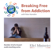 Steps to Life CD33 - Breaking Free from Addiction  -     By: Peter Horrobin
