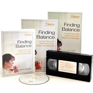 Finding Balance: Loving God with Heart and Soul, Mind and Strength, DVD Curriculum  -              By: Becca Stevens