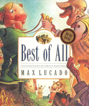 Max Lucado's Wemmicks: Best of All  - Slightly Imperfect  -              By: Max Lucado