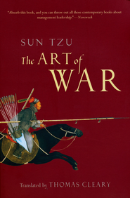 The Art of War   -     Edited By: Thomas Cleary     By: Sun Tzu