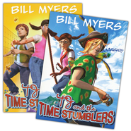 TJ and the Time Stumblers, Volumes 1 & 2  -